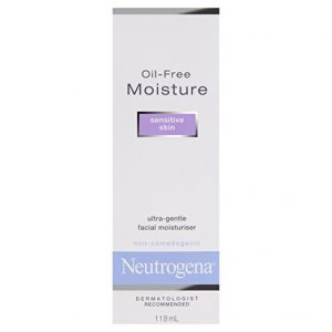 face moisturizer sensitive