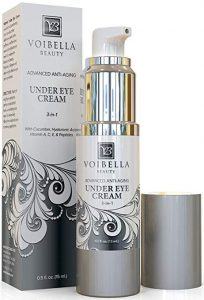 3-in-one anti-aging eye cream