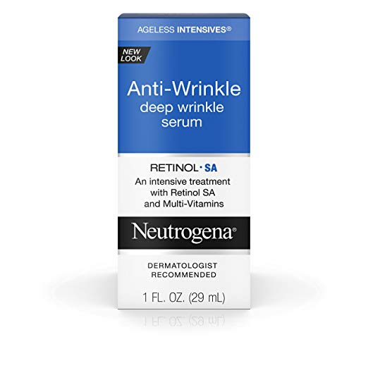Anti-wrinkle Serum: Look 10 Years Younger