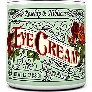 natural anti-aging eye cream