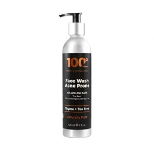 100 acne face wash