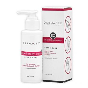 deep therapy cream for eczema