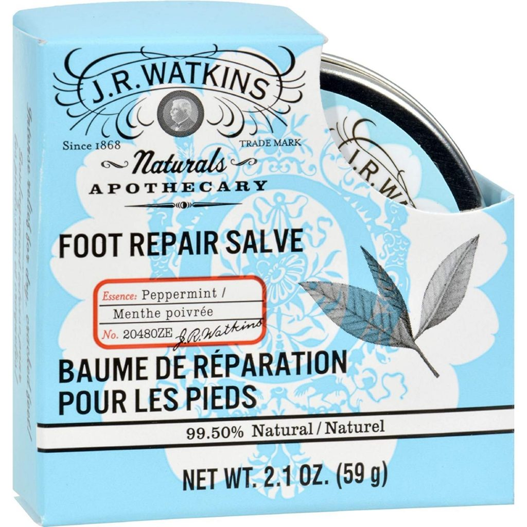 Foot Salve: Protection and Healing for Your Foot