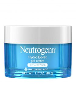 neutrogena hydro boost water gel vs gel cream -- neutrogena gel cream