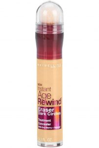 maybelline age rewind concealer brightener vs neutralizer