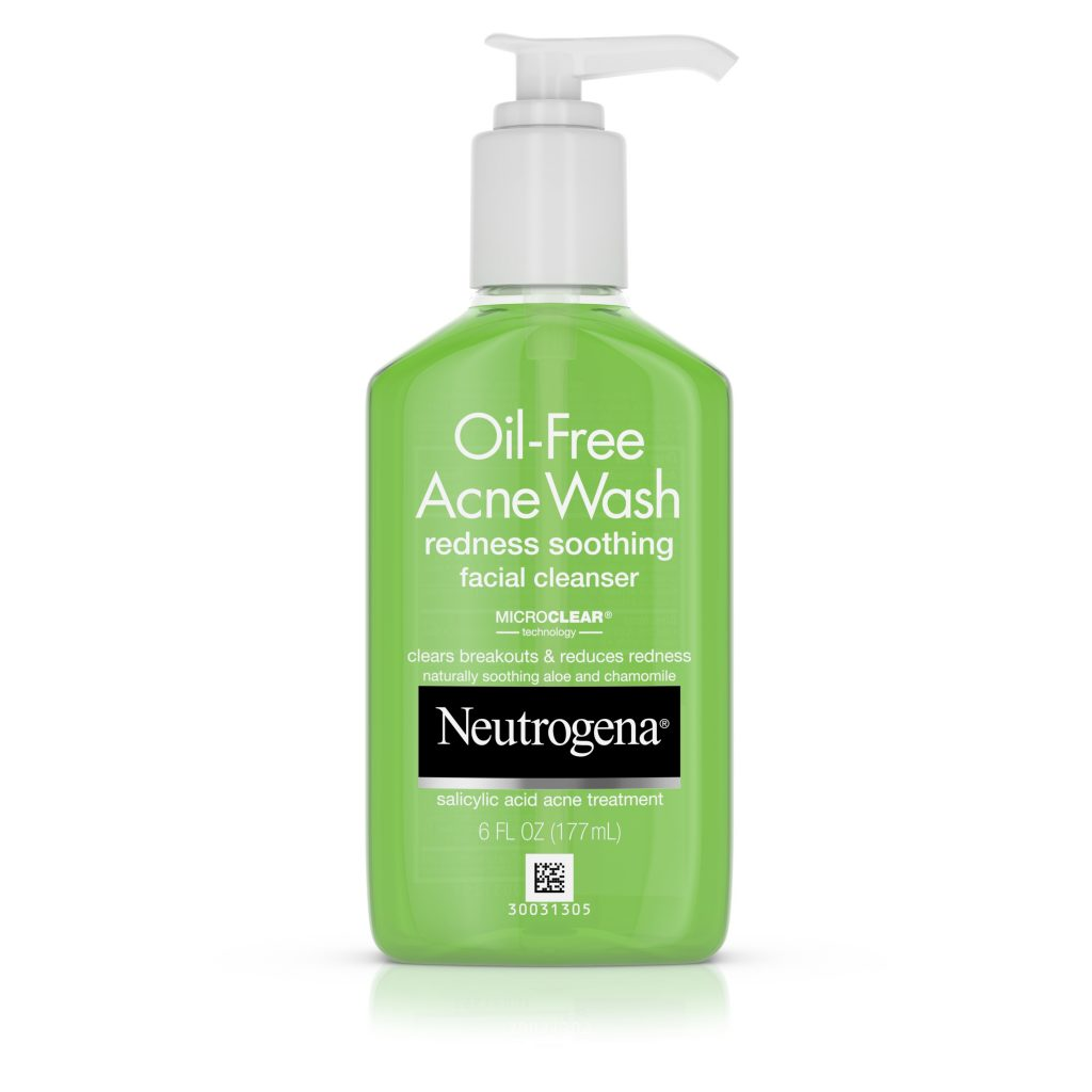 Neutrogena Oil-free Redness Soothing Acne Face Wash – Detailed Review