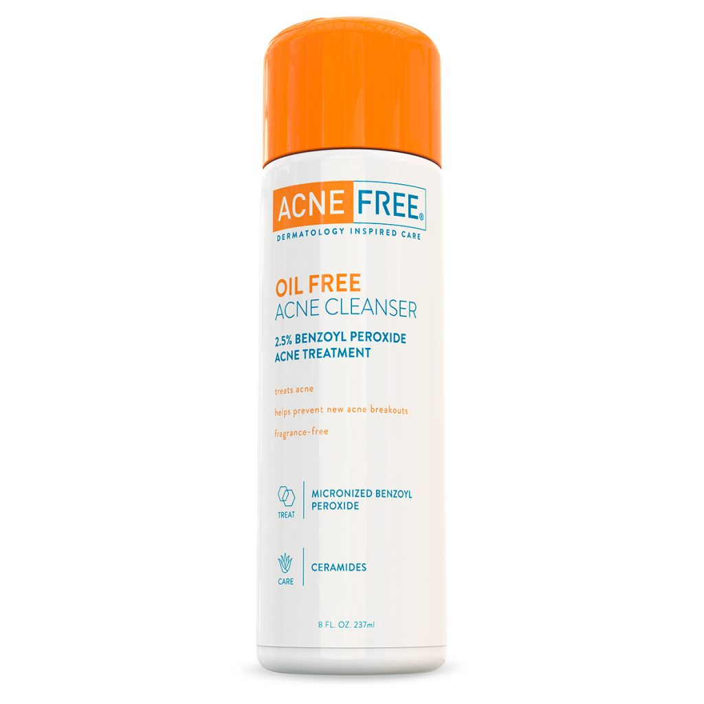 AcneFree Acne Cleanser