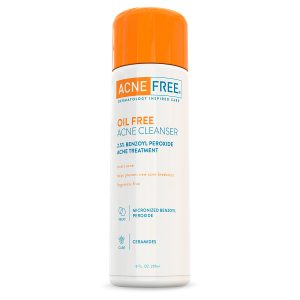AcneFree Acne Cleanser – In-depth Review