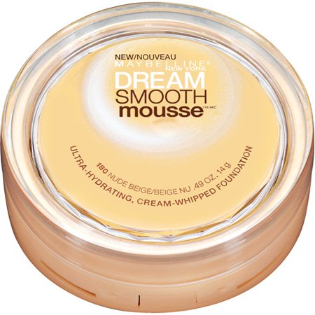 Maybelline New York Dream Smooth Mousse