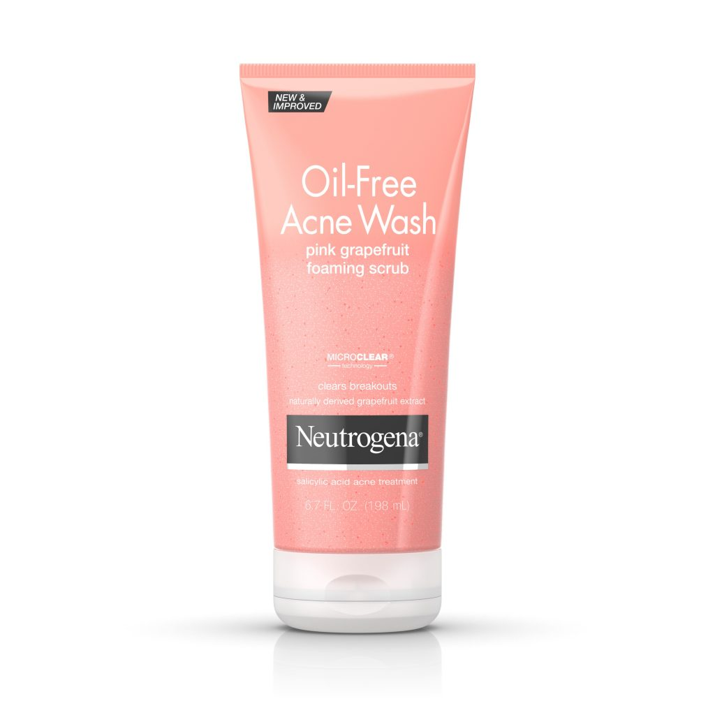 Neutrogena Oil-free Pink Grapefruit Acne Face Wash – In-depth Review