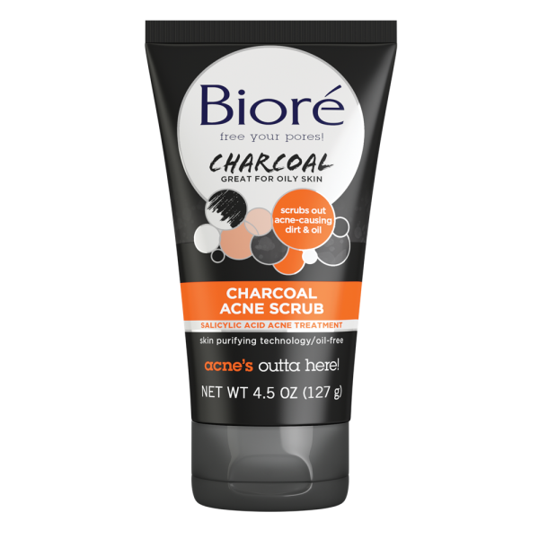 Bioré Charcoal Acne Scrub – Honest Review