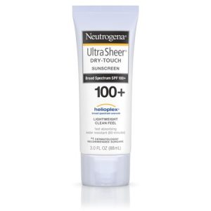 Neutrogena Ultra Sheer Sunscreen vs Clear Face Sunscreens