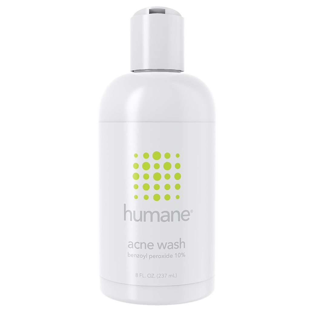 Humane Acne Treatment Face and Body Wash – Honest Review